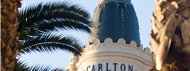 HOTEL CARLTON INTERCONTINENTAL CANNES
