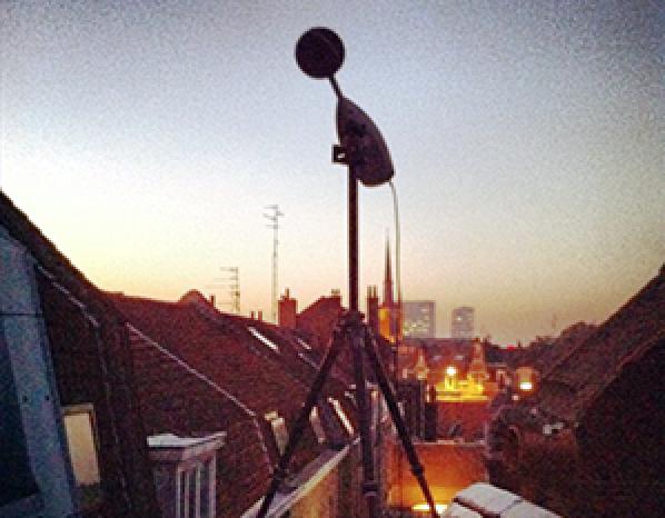 Mesures de bruit résiduel de nuit