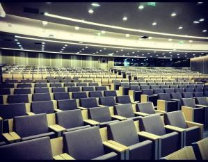 Auditorium de l'Ecole des Barreaux, Paris