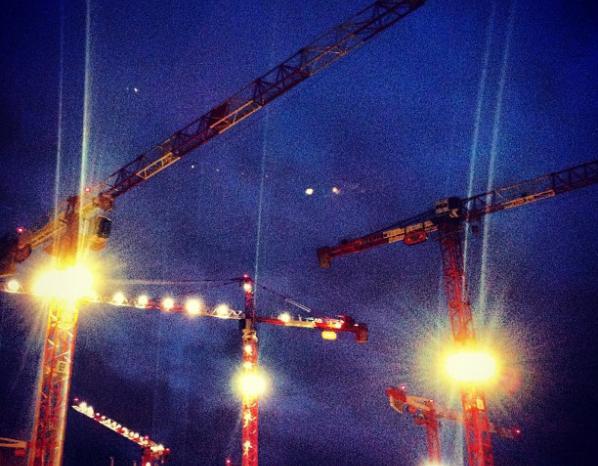 Chantiers de nuit