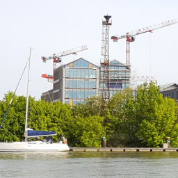 NEW HEAD OFFICE FOR THE CREDIT AGRICOLE AQUITAINE IN BORDEAUX