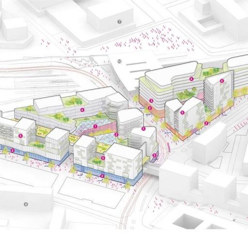 Nanterre Cœur de quartier : un projet d'envergure métropolitaine