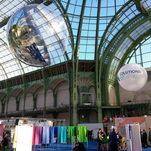 Acoustique & Conseil participe aux Solutions COP21